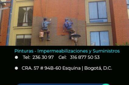 DIRECTORIO EMPRESAS COLOMBIA - ALMACEN DE PINTURAS EN USAQUEN